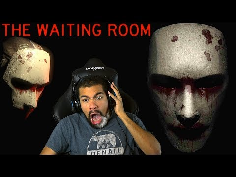 I DIDN'T EVEN KNOW HE COULD DO THAT!! | The Waiting Room