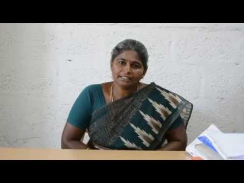 Opportunities for the Differently Abled - R Shanthamani, Vallarai Self Help Group, Kurudampalayam