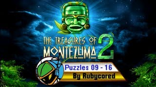 The Treasures of Montezuma 2 Puzzle - Level 2 (of 5)[720p]