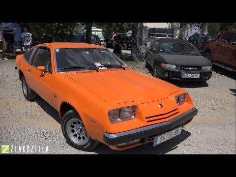 CHEVROLET MONZA V8 |DRIVING