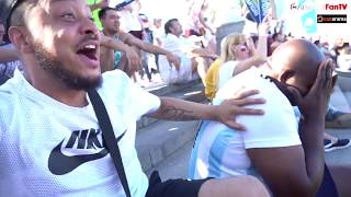 Argentina 1 Iceland 1 | Troopz Loses It Again As Messi Misses Penalty! (Bottle Job)
