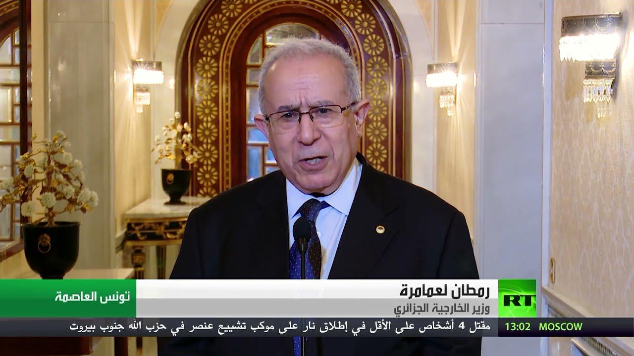 تونس.. توافق مصري جزائري على دعم كامل لسعيد  - نشر قبل 34 دقيقة