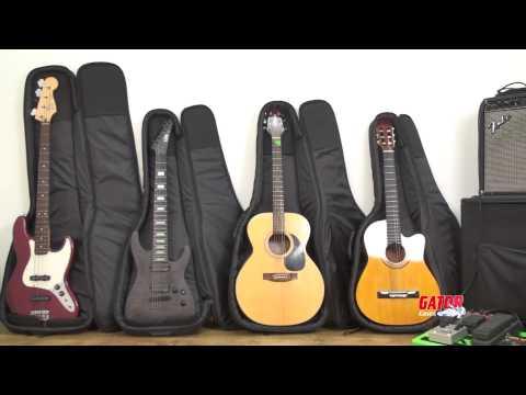 Gator Cases - 4G Series Lightweight Guitar Gig Bags