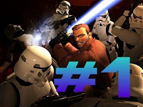 Star Wars JK2: