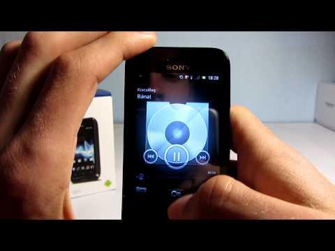 Sony Xperia Tipo bemutató videó | Tech2.hu