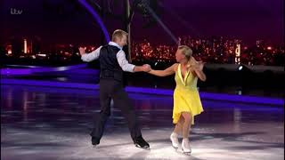 Jayne Torvill and Christopher Dean You've got a friend in me
