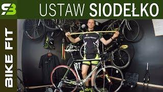 Jak fachowo ustawić wysokość siodełka w rowerze szosowym, górskim, czasowym. Pełny TUTORIAL.