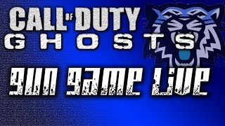 quickscope to the face ghosts gun game live w hav0c cod ghosts gun game gameplay