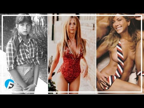 Jennifer Aniston 1969 - 2017 | Jennifer Aniston Changing Looks From 1 To 48 Years Old