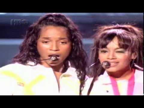 TLC - Baby Baby Baby Live at ATL .mpg