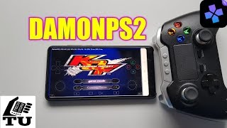 The King of Fighters: Maximum Impact DamonPS2 Pro Emulator Android PS2 Games/Retro gaming
