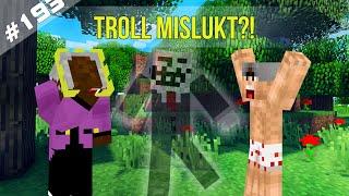 Minecraft Survival #193 - TROLL MISLUKT?!