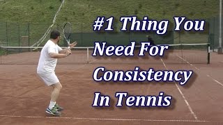 The Most Important Element Of Tennis For Consistency