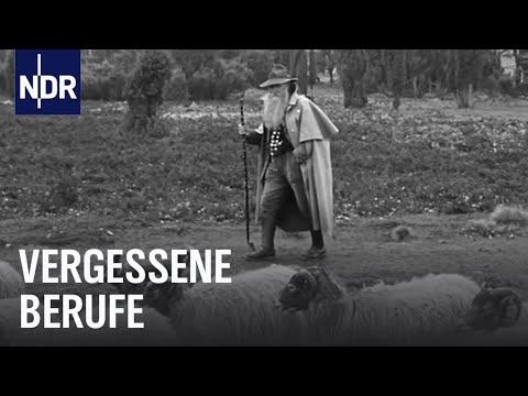 Die letzten ihrer Art - Berufe von damals | Unsere Geschichte | NDR Doku