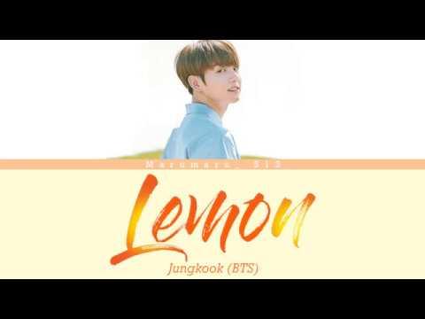 BTS JK (정국) - LEMON [米津玄師] COVER (ENG SUB) LIRIK [COLOR CODED HAN/ROM/ENG]