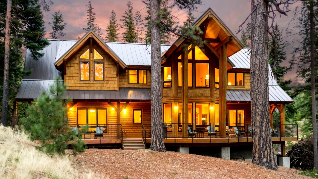 Etonnant Creekside Cabin   Luxury Vacation Rental At Tumalo Lake  Just 12 Miles From  Downtown Bend Oregon