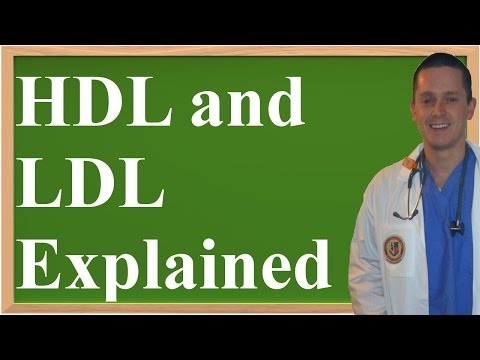 HDL and LDL Explained (Made Easy to Understand, Updated Version)