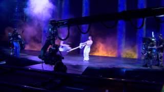 Meet Erica Linz, Star of Cirque du Soleil: Worlds Away 3D | Behind the Scenes