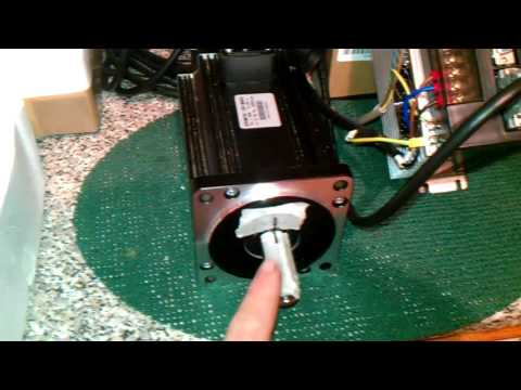 BST Automation 1.8KW AC servos