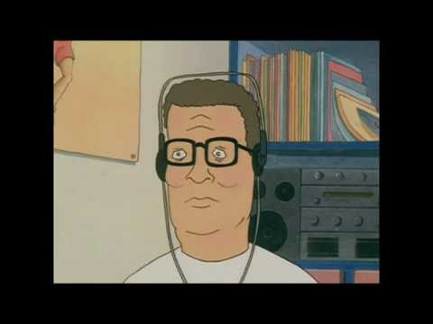 American Standards Featured On King of the Hill (Hank Hill Reaction)