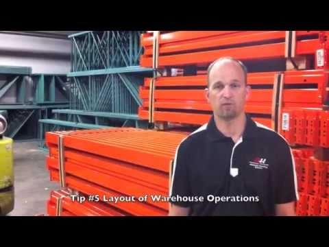 Warehouse Space Planning & Design Series (Tip #5)