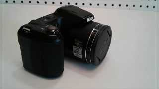 Nikon Coolpix L810 Photo and Video Quality