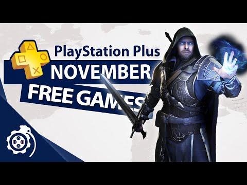 PlayStation Plus (PS4 and PS5) November 2020 (PS+)