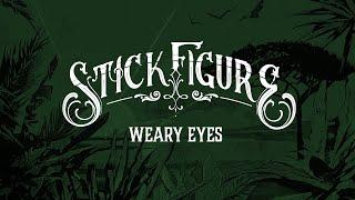 stick figure – weary eyes