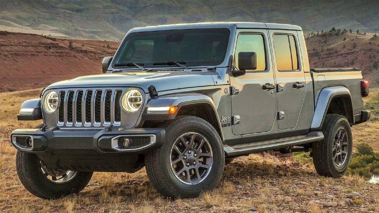 2019 Jeep Gladiator Overland - Legendary 4x4 Capability ...