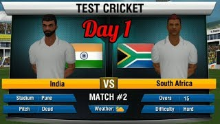 India vs South Africa 2nd Test Day 1 | South Africa Tour of India 2019 | wcc 2