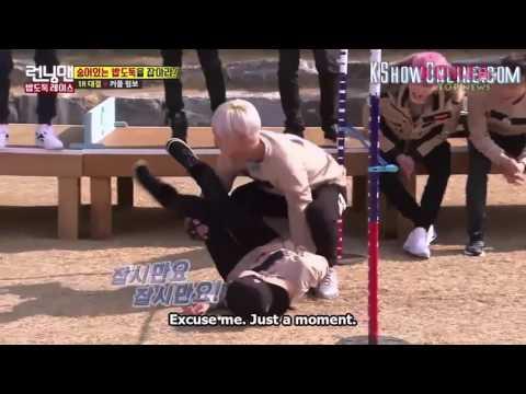 RUNNING MAN Song Ji Hyo Almost Cried When Kang Gary's Vj Said He Missing Gary Hyung