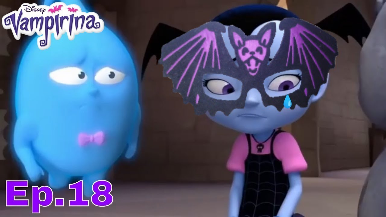 "Vampirina ""Vee"" crying Episode 18"
