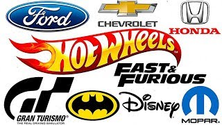 New 2018 Hot Wheels Themed Series!