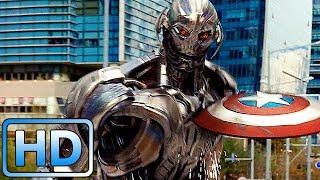 Капитан Америка против Альтрона (Часть 1) / Мстители: Эра Альтрона (2015)