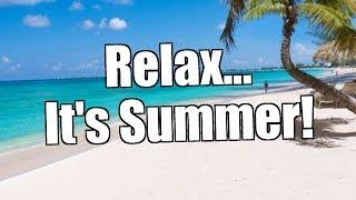 Peter Webb, Bet Angel - Relax it's summer