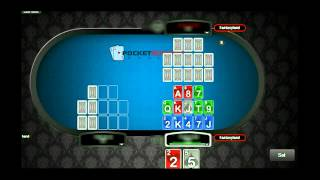 How to play Pineapple Open Face Chinese Poker