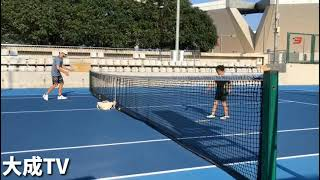 Enjoy your tennis time with professional team