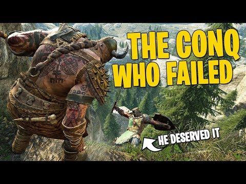 The Conqueror Who Failed - For Honor