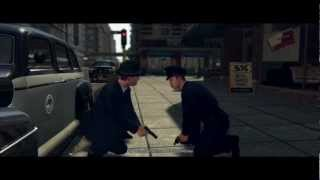 L.A. Noire + Paul Mauriat - Godfather