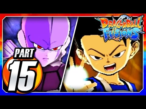 Dragon Ball Fusions 3DS English: Bonus - Part 15 - Universe 6 Characters Battle!