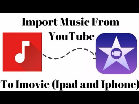 HOW TO PUT DOWNLOADED MUSIC INTO YOUR IMOVIE.(STILL WORKING 2017).