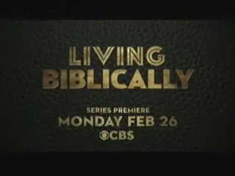 Download Living Biblically CBS Trailer #2