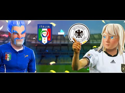 ITALIA U21 vs GERMANIA U21 - Clash of Clans Edition - Euro of Clans 2017 w/ Lonny The Wolf
