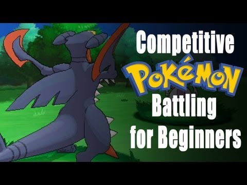 Competitive Pokémon Battling for Beginners: Getting Started - Tamashii Hiroka