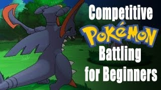 Competitive Pokémon Battling for Beginners: Getting Started