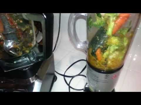 NINJA Blender VS. Magic Bullet - AND THE WINNER IS ......