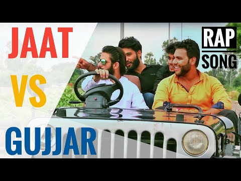 Jaat Boy vs Gujjar Boy  - Rap Battle | Khapitar Records | Frame Reels Productions |