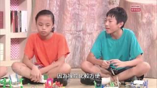 cymcaps的香港電台《Harry哥哥好鄰居》介紹青小陸上機械人相片