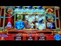 Fire Wizard Slot Machine Bonus - 10 Free Games Win with Stacked Wilds + Increasing Multipliers