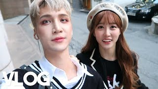 Seoul S/S Fashion Week || Vlog - Edward Avila